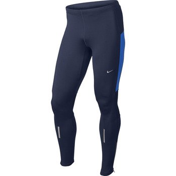 spodnie do biegania męskie NIKE ELEMENT THERMAL TIGHT / 548162-451