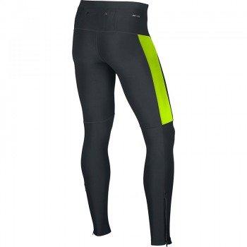 spodnie do biegania męskie NIKE FILAMENT MEN'S RUNNING TIGHTS / 519712-011