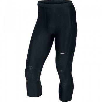 spodnie do biegania męskie NIKE SWIFT CAPRI / 465399-010