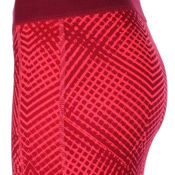 spodnie sportowe damskie 3/4 ADIDAS TECHFIT CAPRI ALL OVER PRINTED / M63441