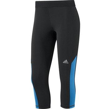 spodnie sportowe damskie 3/4 ADIDAS TECHFIT CAPRI TIGHT / D82324