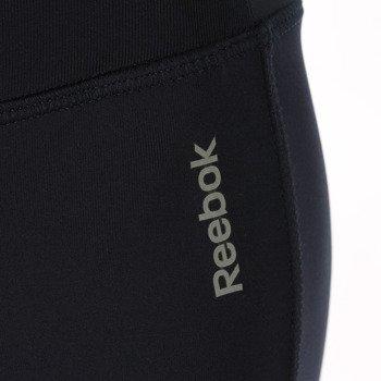 spodnie sportowe damskie 3/4 REEBOK ESSENTIALS CAPRI / B86090