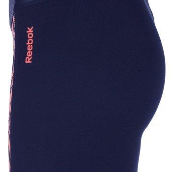 spodnie sportowe damskie 3/4 REEBOK WORKOUT READY CAPRI / AA2487