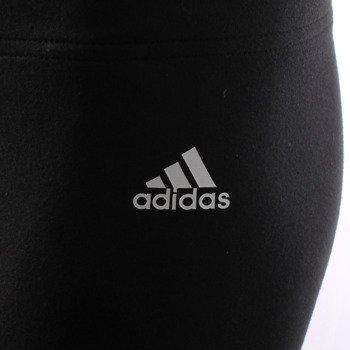 spodnie sportowe damskie ADIDAS COTTON LOGO LEGGINGS / AI3042
