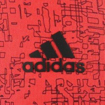 spodnie sportowe damskie ADIDAS ESSENTIALS 3-STRIPES TIGHT ALLOVER PRINTED / AZ9482