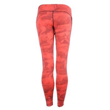 spodnie sportowe damskie ADIDAS ESSENTIALS 3S TIGHT PAPERPRINT / AJ4727