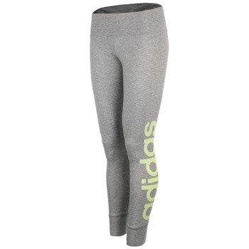spodnie sportowe damskie ADIDAS ESSENTIALS LINEAR TIGHT / AB5879