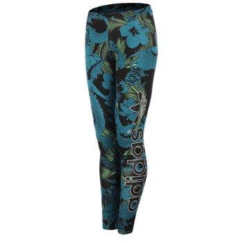 spodnie sportowe damskie ADIDAS HAWAII LEGGINGS / S19999