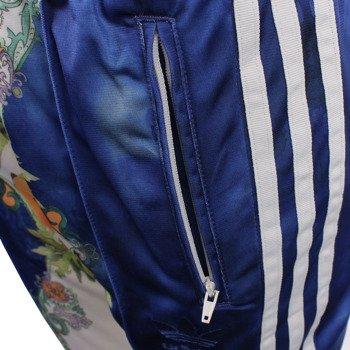 spodnie sportowe damskie ADIDAS INDIGO SLIM FIREBIRD TRACKPANT / M69851
