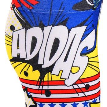 spodnie sportowe damskie ADIDAS SUPER LOGO LEGGINGS / A96216
