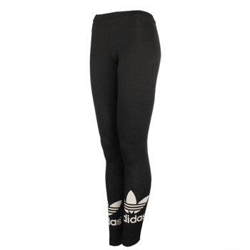 spodnie sportowe damskie ADIDAS TREFOIL LEGGING / AJ8153