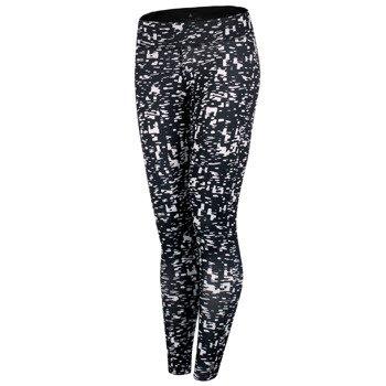 spodnie sportowe damskie ADIDAS ULTIMATE ALL OVER PRINTED TIGHT / AB7162