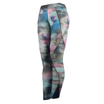 spodnie sportowe damskie ASICS GRAPHIC TIGHT 26IN / 134466-1061
