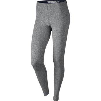 spodnie sportowe damskie NIKE LEG-A-SEE LEGGING / 806927-091