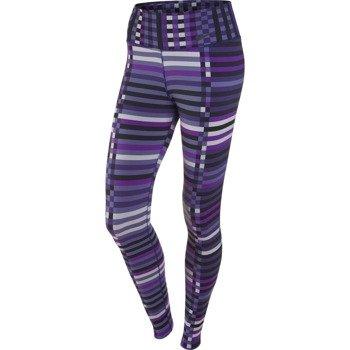 spodnie sportowe damskie NIKE LEGENDARY ENG LATCE TIGHT / 694373-547