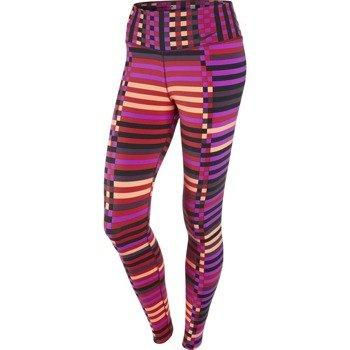 spodnie sportowe damskie NIKE LEGENDARY ENG LATCE TIGHT / 694373-696