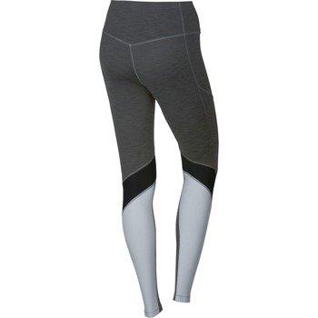 spodnie sportowe damskie NIKE POWER LEGENDARY TIGHT FBRIC TWIST / 833314-071