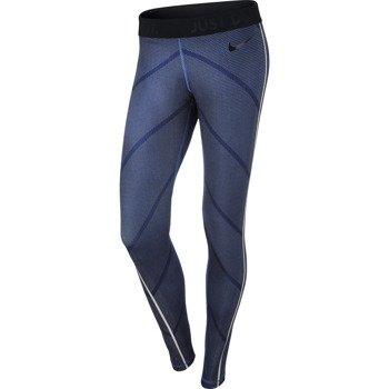 spodnie sportowe damskie NIKE PRO FRANCE TIGHT / 649635-455