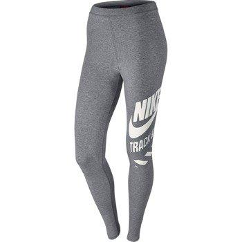 spodnie sportowe damskie NIKE TRACK AND FIELD BURNOUT TIGHT / 687619-091
