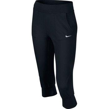 spodnie sportowe dziewczęce NIKE N40 CUFF CAPRI / 588991-010