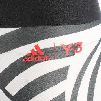 spodnie tenisowe damskie 3/4 ADIDAS ROLAND GARROS Y-3 LEGGINS / AZ0102