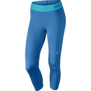 spodnie termoaktywne damskie 3/4 NIKE PRO COOL CAPRI / 725468-435