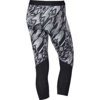 spodnie termoaktywne damskie 3/4 NIKE PRO COOL OVERDRIVE CAPRI / 803160-010