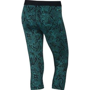spodnie termoaktywne damskie 3/4 NIKE PRO HEIGHTS VIXEN CAPRI / 694381-309