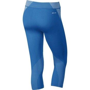 spodnie termoaktywne damskie 3/4 NIKE PRO HYPERCOOL LIMITLESS CAPRI / 725635-435