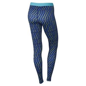 spodnie termoaktywne damskie NIKE PRO BOLT PRINT TIGHT / 684665-455