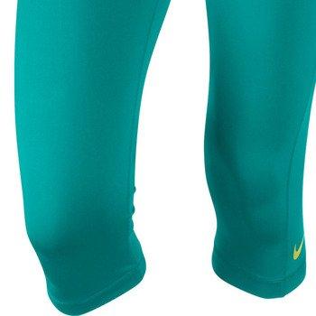 spodnie termoaktywne damskie NIKE PRO CAPRI / 589366-383