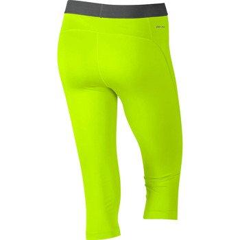spodnie termoaktywne damskie NIKE PRO CAPRI / 589366-702
