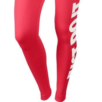 spodnie termoaktywne damskie NIKE PRO HYPERWARM MEZZO WAISTBAND TIGHTS / 640959-646