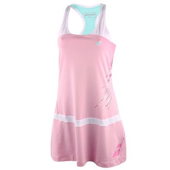 sukienka tenisowa BABOLAT DRESS RACEBACK PERFORMANCE / 2WS16092-160