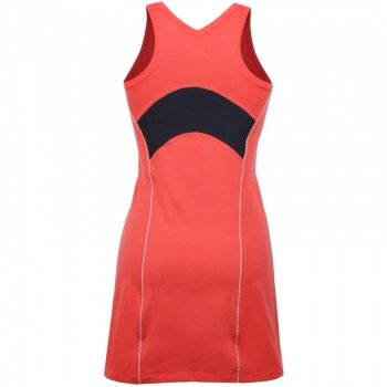 sukienka tenisowa damska ASICS WOMENS RACKET DRESS / 336159-0687