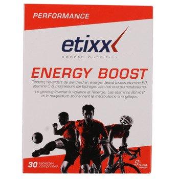 suplement ETIXX ENERGY BOOST / 30 tabl.