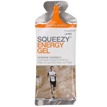 suplement SQUEEZY ENERGY GEL cytryna / 33g