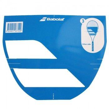 szablon do malowania logo BABOLAT