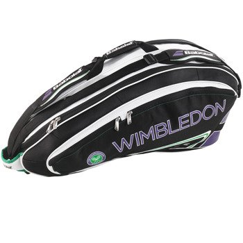 torba tenisowa BABOLAT WIMBLEDON PURE X6 TEAM / 751086