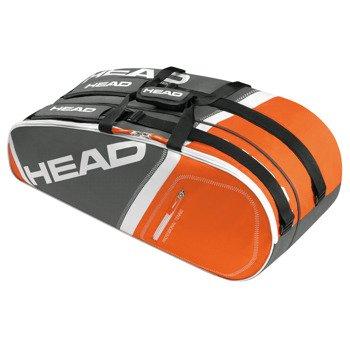 torba tenisowa HEAD CORE 6R COMBI / 283345 ANOR