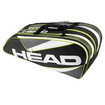 torba tenisowa HEAD ELITE SUPERCOMBI / 283366 BKAN