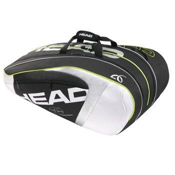 torba tenisowa HEAD NOVAK DJOKOVIC MONSTERCOMBI / 283085