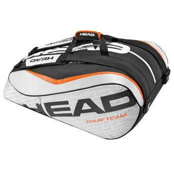 torba tenisowa HEAD TOUR TEAM MONSTERCOMBI / 283216 SI/BK