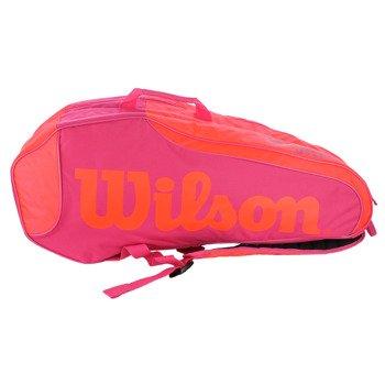 torba tenisowa WILSON BURN TEAM RUSH 6ER / WRZ843506