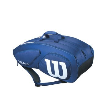 torba tenisowa WILSON TEAM II 12 PACK BAG / WRZ852612