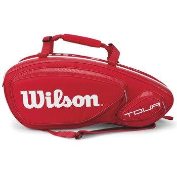 torba tenisowa WILSON TOUR V 15 PACK / WRZ867615