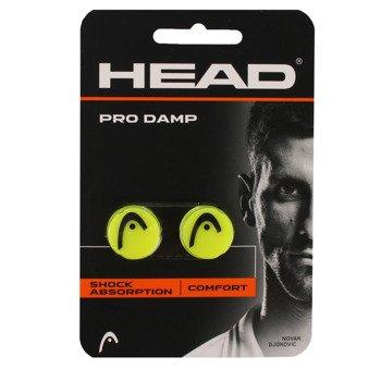 wibrastop HEAD DJOKOVIC PRO DAMP YELLOW / 285515