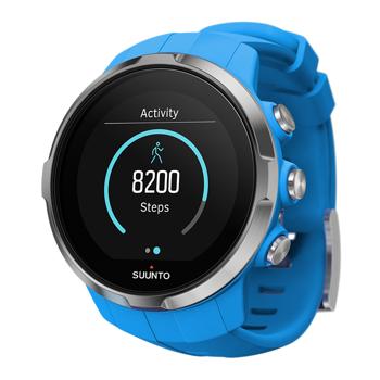 zegarek sportowy z funkcją GPS SUUNTO SPARTAN SPORT BLUE HR / SS022652000